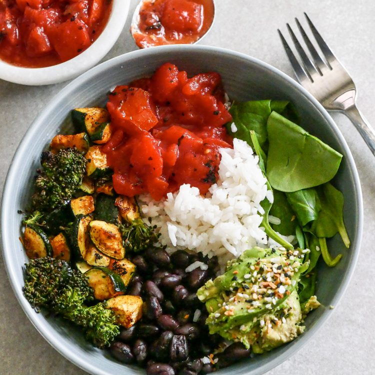 15 minute mexican bowls